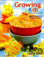Growing Kids Cookbook