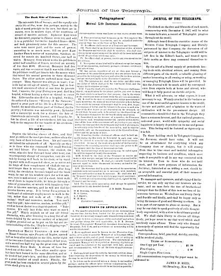 Journal of the Telegraph PDF