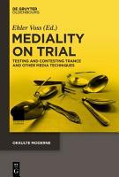 Mediality on Trial PDF
