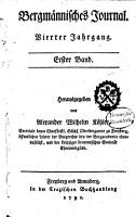 Bergm  nnisches Journal PDF