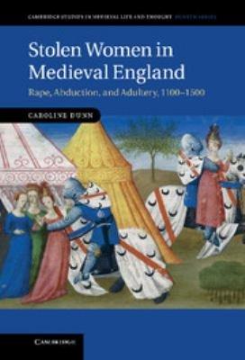 Stolen Women in Medieval England