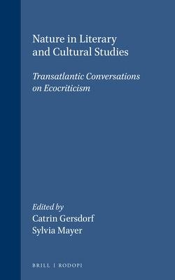 Nature in Literary and Cultural Studies PDF