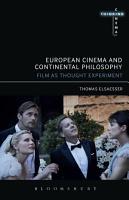 European Cinema and Continental Philosophy PDF