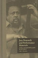 Jazz Research and Performance Materials