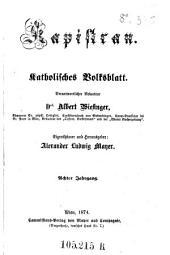 Kapistran: katholisches Volksblatt, Band 8