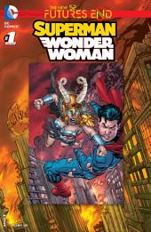 Superman/Wonder Woman: Futures End (2014-) #1
