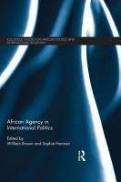 African Agency in International Politics PDF