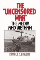 The Uncensored War PDF