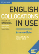 English Collocations in Use Intermediate Book with Answers PDF