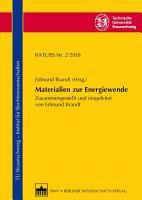 Materialien zur Energiewende PDF