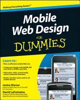 Mobile Web Design For Dummies PDF