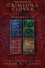 The House of Crimson & Clover Boxed Set Volumes I-IV