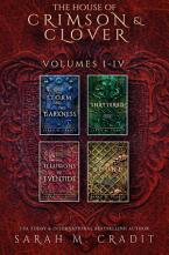 The House of Crimson   Clover Boxed Set Volumes I IV PDF
