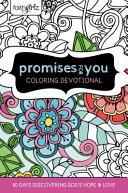 Faithgirlz Promises for You Coloring Devotional Book