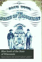 Blue Book of the State of Wisconsin