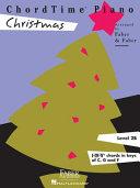 ChordTime Piano, Level 2B, Christmas
