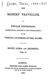 Egypt, Nubia, and Abyssinia: Volume 2