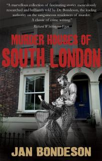 Murder Houses of South London Book
