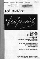 Mass in B-flat major