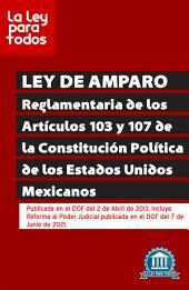 Nueva Ley de Amparo (2014): Y su interpretación jurisprudencial del Poder Judicial de la Federación. Décima Época.