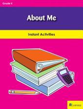 About Me: Instant Activities