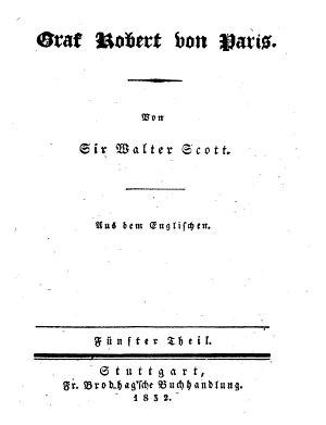 Graf Robert von Paris0 PDF