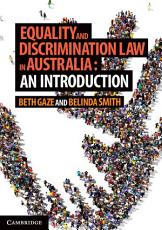 Equality and Discrimination Law in Australia  An Introduction PDF