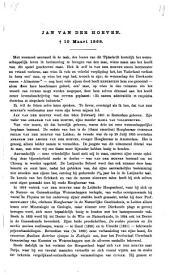 Jan van der Hoeven, +10 maart 1868