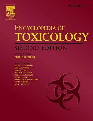 Encyclopedia of Toxicology