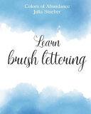 Learn Brush Lettering PDF