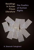 Readings in Syrian Prison Literature PDF