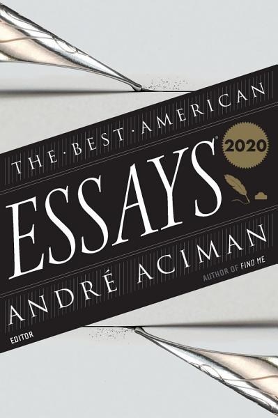Download The Best American Essays 2020 Book