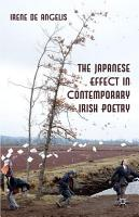 The Japanese Effect in Contemporary Irish Poetry PDF