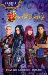 Descendants 2  Junior Novel Book