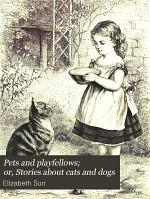 Pets and playfellows; or, Stories about cats and dogs