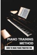 Piano Training Method