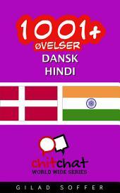 1001+ Øvelser dansk - Hindi