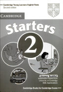 Cambridge Young Learners English Tests Starters 1 Answer Booklet PDF