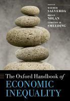 The Oxford Handbook of Economic Inequality PDF