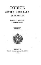 Codice civile generale austriaco. Parte 1-[3]: 2