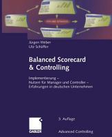 Balanced Scorecard   Controlling PDF