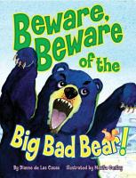 Beware  Beware of the Big Bad Bear  PDF