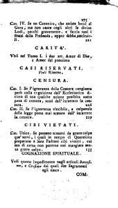 Decisioni di casi di coscienza e di dottrina canonica: Volume 4