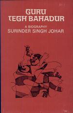 Guru Tegh Bahadur: A Bibliography