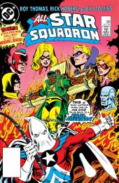 All-Star Squadron (1981-) #38