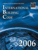 International Building Code 2006