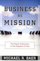 Business As Mission PDF