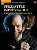 Fingerstyle Improvisation  Studies on Improvisation on Solo Guitar PDF