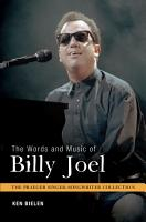 The Words and Music of Billy Joel PDF
