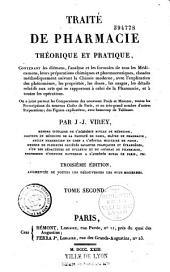 Traité complet de pharmacie théorique et pratique